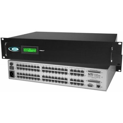 NTI Introduces PRIMUX Matrix KVM Switch via CAT5