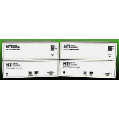 New Cat5 Video Extender Ideal for Nursing Station Monitors