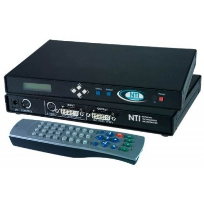 NTI Introduces SPLITMUX® Dual Screen Splitter/Video Wall Processor
