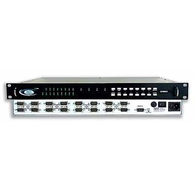 NTI's New Console Serial Switch Eliminates Costly Visits to Remote Sites