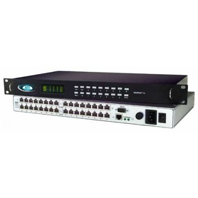 NTI Introduces Audio/Video Matrix Switch via CAT5