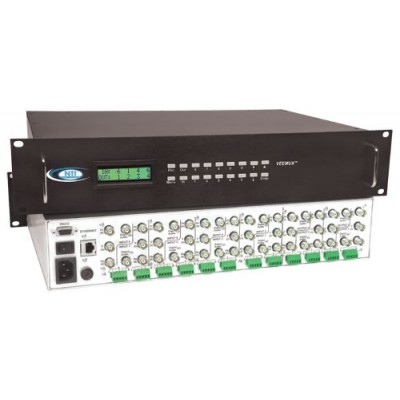 NTI Introduces HDTV Audio/Video Matrix Switch