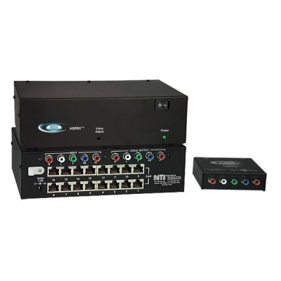 NTI Introduces HDTV Splitter/Extender via CAT5