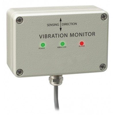 NTI Now Offering a Rugged Vibration Sensor