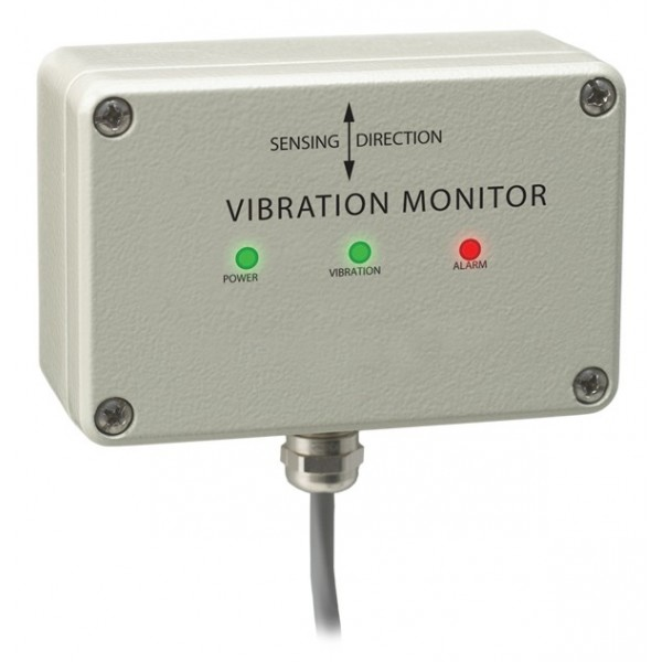 Press Release Nti Now Offering A Rugged Vibration Sensor