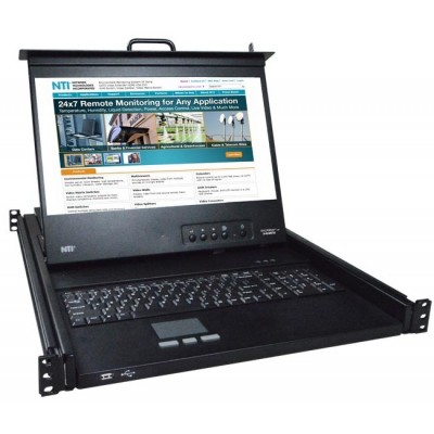 NTI Adds a Rackmount 4K KVM Drawer with 4K HDMI USB KVM Switch to Its Product Line