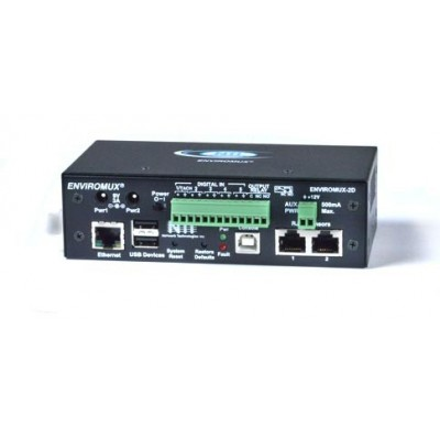 NTI Introduces the ENVIROMUX® Mini Server Environment Monitoring System with Advanced Sensor Support