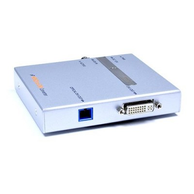 NTI Introduces the 3G-SDI to DVI Converter/Extender via Fiber