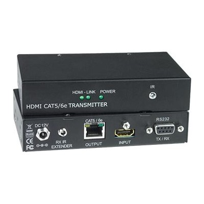 NTI Introduces HDMI HDBase-T Extender with IR and RS232 via One CAT5/6