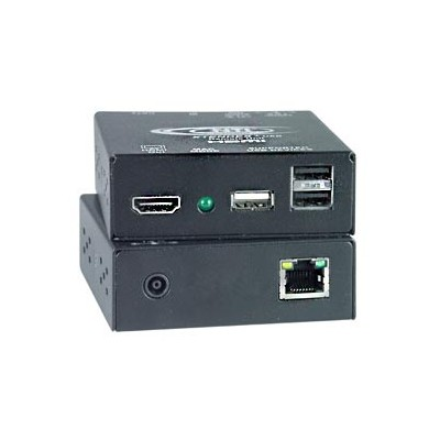 NTI Announces the HDMI USB KVM Extender with IR Option via One CAT5/6/7
