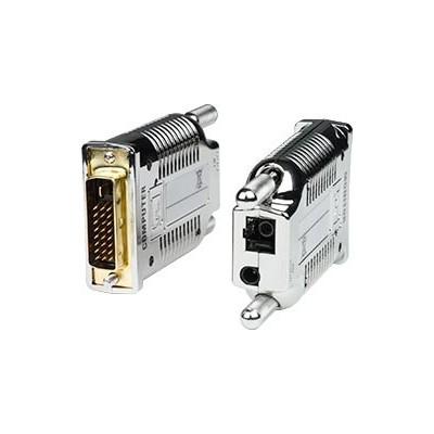 NTI Now Offering DVI Extender via Single-Strand Fiber Optic Cable