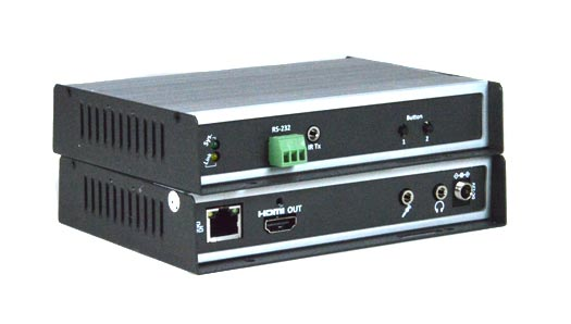 4K HDMI USB KVM Over IP Extender Video Wall 4Kx2K UHD Ethernet
