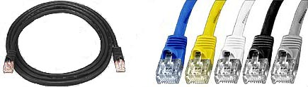 Brilliant Cat5 Cable Patch Cord Ethernet Category 5 Twisted Pair Network Wiring 101 Vieworaxxcnl