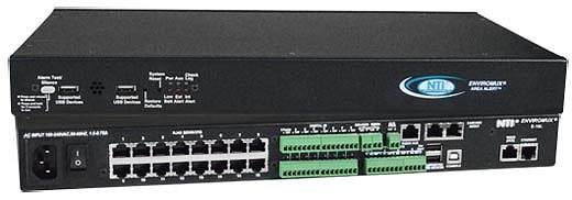 E-16D - Large Enterprise Environment Monitoring System