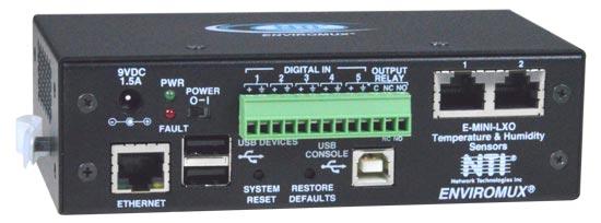 Humidity Monitoring System : Environment monitoring system snmp temperature ip sensor