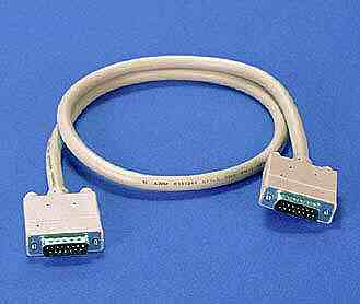 MAC video cable- male-male