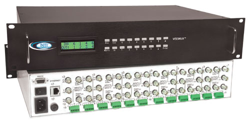 HDTV Audio/Video Matrix Switch