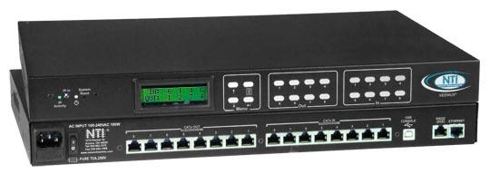 Hdmi matrix switch cat5 dvi video router 1080p hdtv audio video discontinued publicscrutiny Gallery