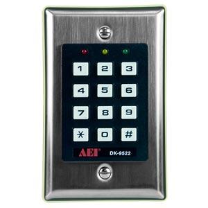 access control digital keypad relay alert security protection door. Black Bedroom Furniture Sets. Home Design Ideas