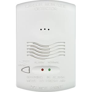 Carbon Monoxide Detector, Powered for ENVIROMUX-MINI Monitoring System