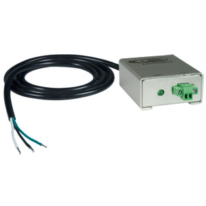 DC voltage detector for Server Environment Monitoring System