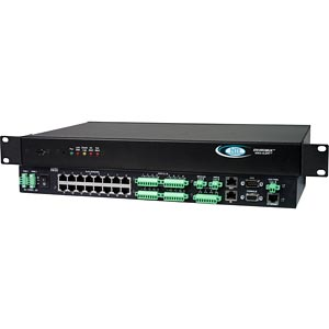 Server Environment Monitoring System 48V Dual Power w/ USB Port