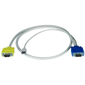 Compatible Cables For High Density USB KVM Switch - 6 ft.